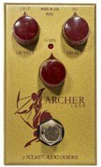 J. Rockett Archer Ikon overdrive-pedaal