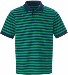 Poloshirt van 100% katoen Van E.Muracchini groen