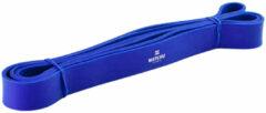 Matchu Sports - Powerband - Fitness Elastiek PRO - Heavy (blauw) - 1 meter