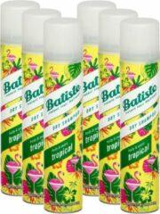 Batiste Tropical Droogshampoo - 6x 200 ml - Voordeelpakket