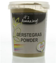 Its Amazing It's Amazing Gerstegras Poeder Bio (150g)