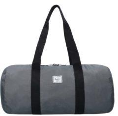 Packable Duffle Weekender Faltbare Reisetasche 35 cm Herschel dark shadow black