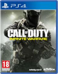 Activison Call Of Duty: Infinite Warfare & Terminal Bonus Map (Playstation Exclusive) (EU) (PS4)