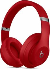 Rode Beats by Dr. Dre Beats Studio3 Wireless Over‑Ear Headphones - Red