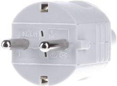 Bachmann 910.971 - Schuko-Stecker gr, Zentral 910.971, Aktionspreis