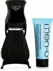 Zwarte Men-ü Pro Black Shave brush