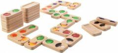 Plantoys Plan Toys Fruit & Veggie Domino