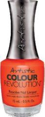Oranje Artistic Nail Design Colour Revolution Sultry