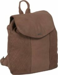Bruine Justified Bags Simone City Backpack Brown Small VII
