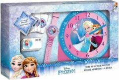 Disney Tijdspel Frozen Meisjes 39 Cm Blauw/paars 3-delig