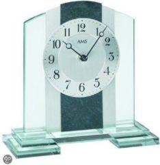 AMS tafel 1121 - Klok - 20x20 cm - Transparant
