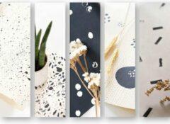Beige MOODZ design | Cadeaupapier | Inpakken | Cadeauverpakking | Wrapping paper | 10 vellen