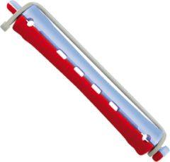 Paarse Comair - Permanentwikkels Kort - Paars/Rood - 11 mm