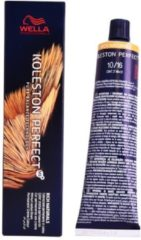 Vopsea Permanenta Wella Professionals Koleston Perfect 10/16, Blond Luminos Deschis Cenusiu Violet, 60ml