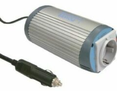 MeanWell Mean Well - Dc-ac Inverter Met Gemodificeerde Sinusgolf - 150 W - Duits Stopcontact