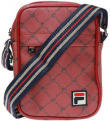 Rode Handtasje Fila Reporter Bag