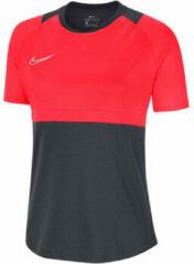 Rode T-shirt Korte Mouw Nike Dry Academy 20 SS Top Women
