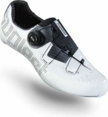Witte Suplest Edge+ Road Performance Shoes White/Black 47