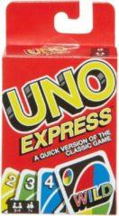 UNO express kaartspel