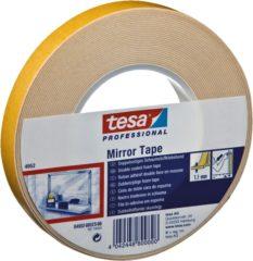 Gele Tesa 04952-00533-00 Double sided adhesive tape tesafix® 4965 White (L x W) 50 m x 19 mm 1 pc(s)