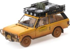 Landrover Land Rover Range Rover 'Camel Trophy' Papua New Guinea Dirty Version 1982 - 1:18 - Almost Real