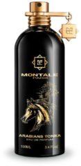 MONTALE Arabians Tonka 100 ml Eau De Parfum Unisex Spray