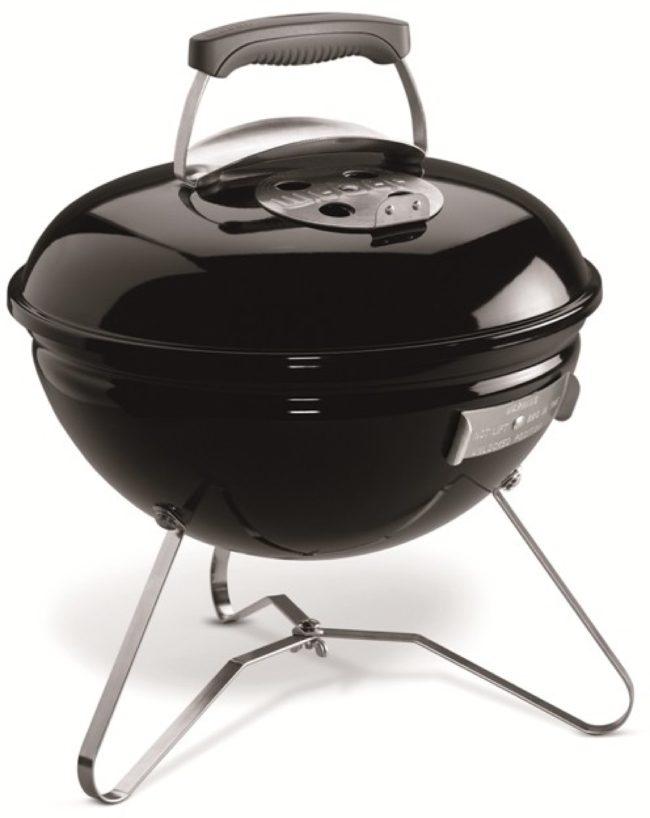 Afbeelding van Weber Smokey Joe Original Houtskoolbarbecue - Ø 37 cm - Zwart