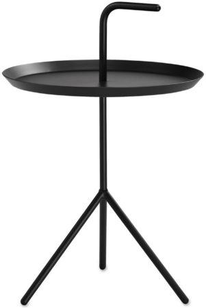 Afbeelding van Zwarte Hay DLM Bijzettafel 44 x Ø 38 cm - Zwart