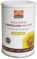 Mattisson Vegan zonnebloem proteine bio 45% 400 Gram