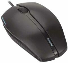 Zwarte Gentix Corded Optical Illuminated Mouse