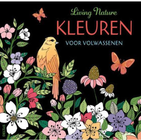 Afbeelding van Living nature - Kleuren voor volwassenen - ZNU