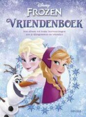 Frozen vriendenboek - Boek Deltas Centrale uitgeverij (9044742531)