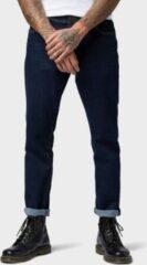 Blauwe TOM TAILOR Josh Regular Slim Jeans, Clean Rinsed Blue Denim, 29/32