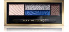 Azuurblauwe Max Factor Smokey Eye Drama Kit - 06 Azure Allure - Oogschaduw Palette