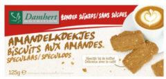 Damhert Amandelkoekjes Zonder Suiker Glutenvrij