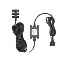 Konstsmide Transformator 7647-000 - Amalfi 230V - 12V - 60W Kleur: Zwart - Outlet