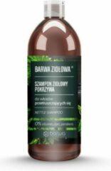 Barwa Color - Herbal Herbal Shampoo For Greasy Hair Nettle 480Ml