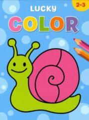B.V. Centrale Uitgeverij Harderwijk Lucky color 2-3 jaar