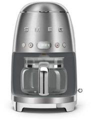 Roestvrijstalen Smeg DCF02SSEU Filter-koffiezetapparaat Chroom