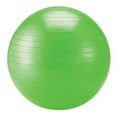 Schildkröt Fitness - Gymnastikball maat 75 cm, groen