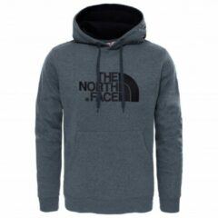 THE NORTH FACE Mens Drew Peak Hoodie Grijs Heren - Dark Grey. Size - S