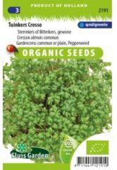 Sluis Garden - Tuinkers Cresso - BIO zaden