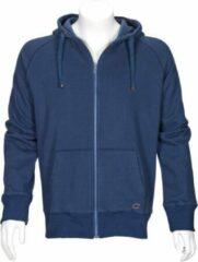 Marineblauwe T'RIFFIC STORM Hooded Sweater Blauw - Maat L