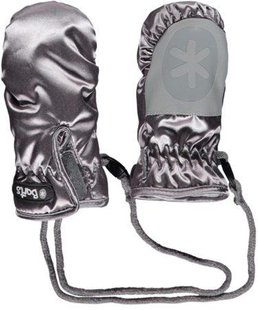 Afbeelding van Zilveren Barts Nylon Mitts - Wintersporthandschoenen - Jongens en meisjes - Zilver - Maat XS / 1 (0-2 jaar)