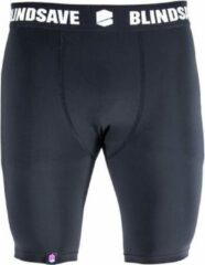 Zwarte Blindsave Super light Pilling resistant Quick Drying Compression Premium Shorts (XS) Juodas
