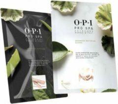 O.P.I OPI - Pro Spa Voedende Handschoenen en Sokken Duo Pack - Intensief verzorgende hand- en voetmaskers voor eenmalig gebruik - luxe wellness-ervaring