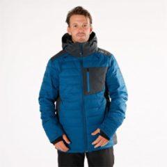 Blauwe Brunotti Trysail - Wintersportjas - Mannen - Maat XL - Sailor Blue