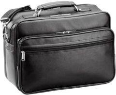 Travel Bags Flugumhänger 38 cm D&N schwarz