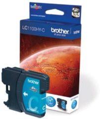 Cyane Brother LC1100HY-C - Inktcartridge / Cyaan / Hoge Capaciteit