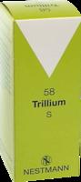 TRILLIUM S 58 Tropfen 50 ml